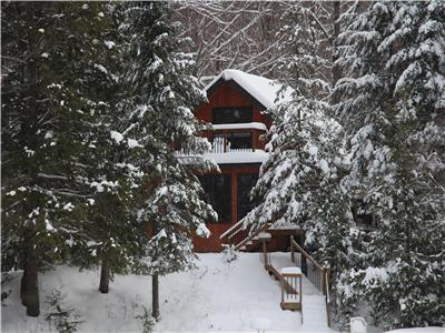 Miller Lodge, Private Getaway 25 min. from Downtown Ottawa - Hot tub