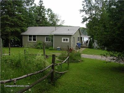 Turtle Cove Cottage Lac Gauvreau