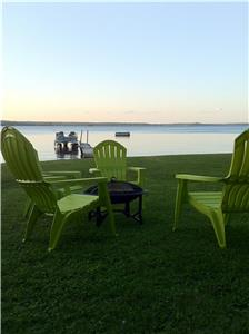 Escape to our Lake Calabogie Sand Beach Starlit Nights Loons Bonfires Quiet Summertime Cottages
