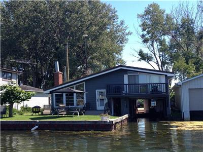 Long Point Boaters & Beachers Cottage