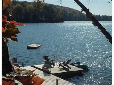 Grandview Lake cottage -
