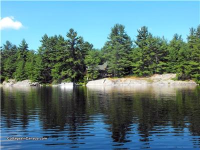 Serenity Bay - Harris Lake - Parry Sound Area