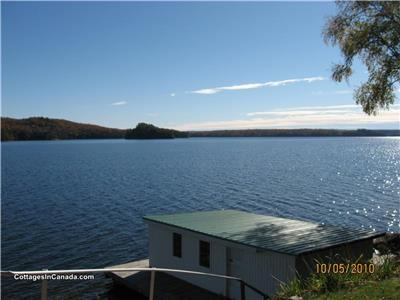 Large Winterized Cottage 20 Steps from Clean Lake