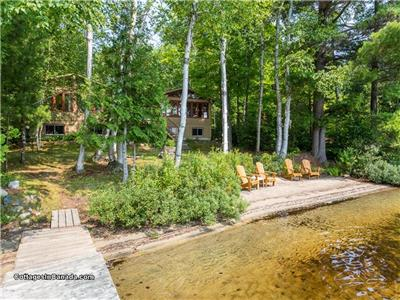 Beautiful Muskoka cottage- Now available from August 12 till the 19