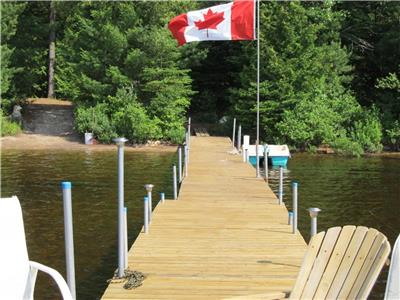 OCR - Hammock Haven (F281), Echo Lake, near Baysville, Lake of Bays, Ontario