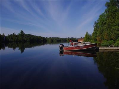 Year round, road accessible cottage/home on Lake Temagami