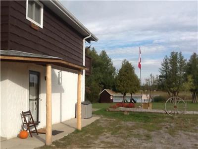 Omemee paradise ,year round rental