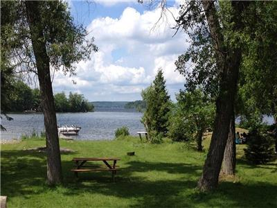 Rice Lake Cottage Scenic