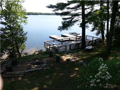 Crystal Lake Shores -  Now booking September/ October ....a beautiful time of year
