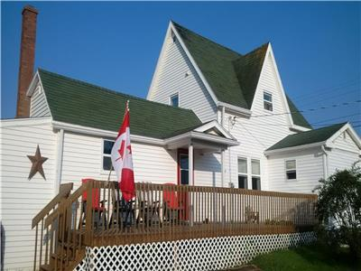 Lovely Pugwash Village Home newly available
