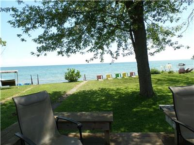 Sunset Bay Cottage along shores of Lake Erie - Book Your Summer Getaway!
