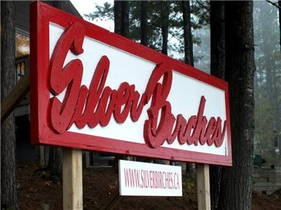 Silver Birches Cottage Rentals, Lake St Peter Ontario