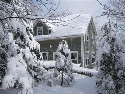 Luxury Lakefront Cottage - 20 minutes to Ski Martock