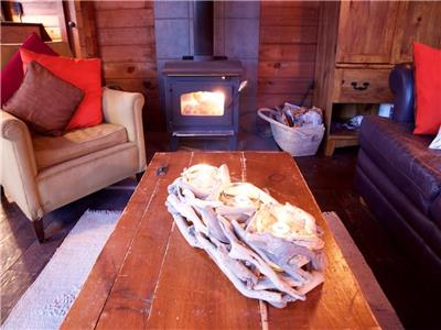 Lakeside Cozy Bear Cabin - Wakefield, Quebec
