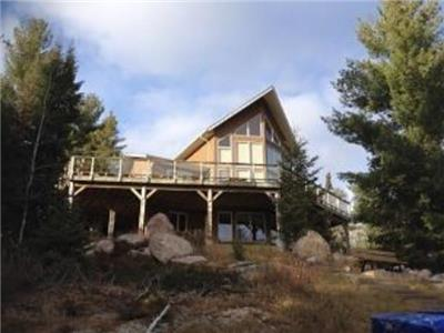 Winning's Lake House Waterfront Cottage Kenora Area