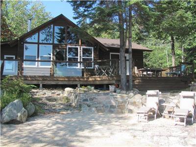 Sundridge muskoka georgian bay ontario cottage rentals for Georgian bay cabin rentals
