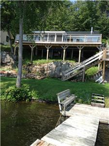 cottagesincanada familycottageoncrowlake kingston cottage rentals gl rental westport cottages near family