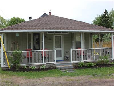 Welcome to Cozy Corner Cottage located in Kingsport, Nova Scotia, accessible to many attractions.