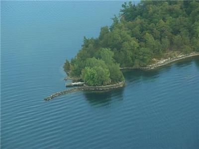 Private Island in 1000 Islands Gananoque
