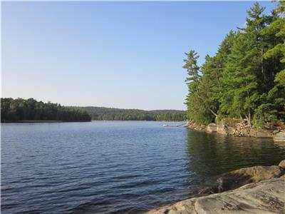 Redstone Lakes: 275' WFT, Beach, Dock, WFT Deck. Listed June 20, '18.  Sept 1 to 8 available $1800