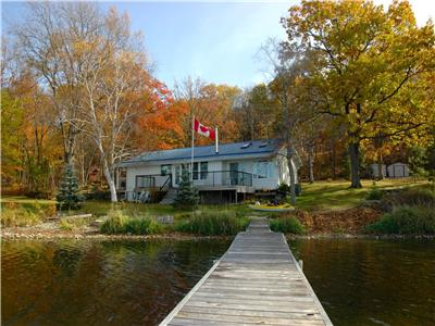 Moira Lake Cottage
