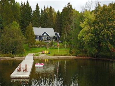 Muskoka Vista Lake House