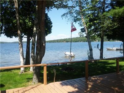 Golden Sands - Eagle lake cottage