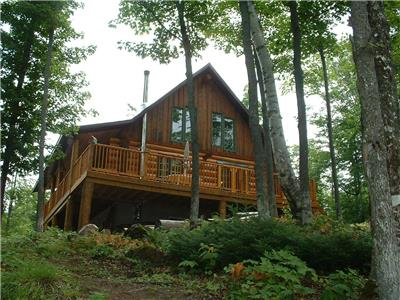 Smith Haven Log Home