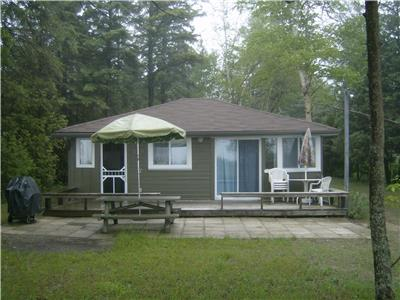 2 Waterfront Cottages on Allenwood Beach in Wasaga Beach
