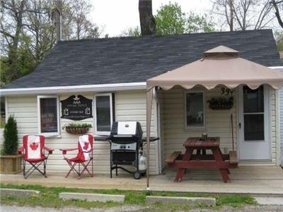 Grand Bend Cottage: AAA Cottage... Close to everything!