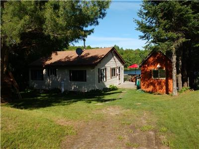 Gilleach Lake Cottage with Wonderful Sandy Beach