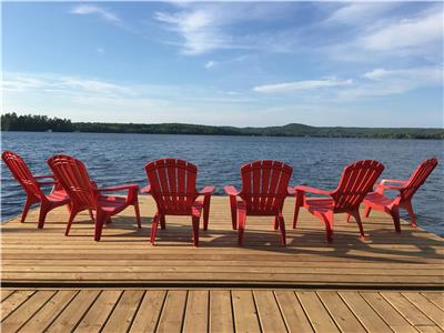 FALL IN LOVE WITH MUSKOKA - A Family Cottage (s) for Large Families