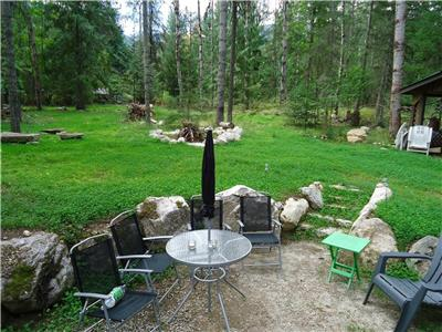 Pet Friendly Kootenay Cabin close to Nelson