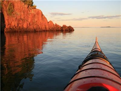 Serenity by the Sea - On the Bay of Fundy