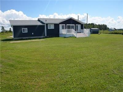 BEAUTIFUL WATERFRONT PROPERTY on BAY of CHALEUR