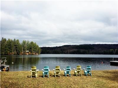 Sandy Maple Cottage-Enjoy your Fall-Winter at luxurious Haliburton Lake+ Top B Trail
