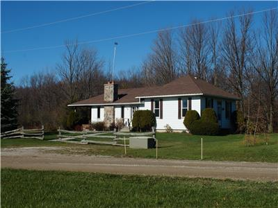 For a great cottage experience near Bayfield, on Lake Huron. The