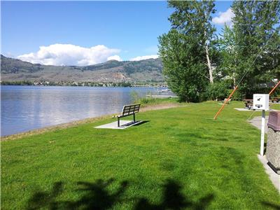Osoyoos Vacation House Rental and RV Pad Rental