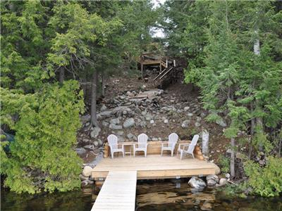 Newly renovated cottage on great 5 lake chain