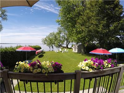 BEAUTIFUL 4 SEASON WATERFRONT COTTAGE