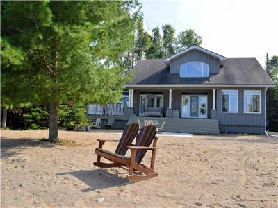 LAKE TEMISCAMINGUE WATER FRONT PROPERTY