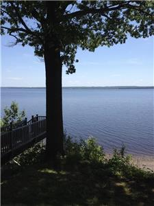 Grand Lake - Douglas Harbour near Fredericton, Private Family Cottage =