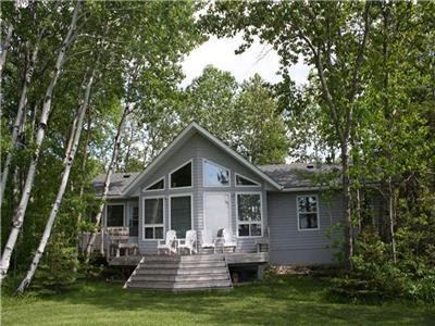 Beautiful Balsam Cottage