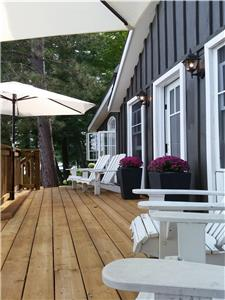 Muskoka Lake Front Cottage