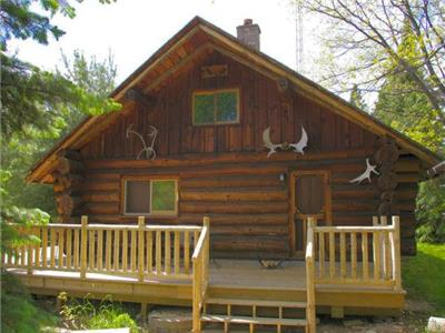 The New Old Cabin