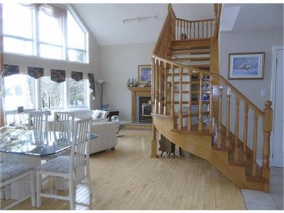 Cottage -Fugereville,QC 3 bedroom waterfront,  wildlife, hunting,fishing,snowmobiling, ATV trails