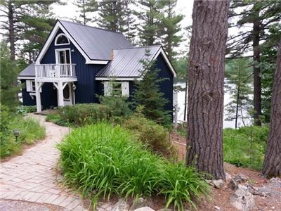 Beautiful Crystal Lake Executive Cottage Rental available ? Just Offered!