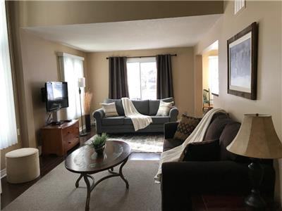 Blue Mtn Sierra Lane ground flr sleep 10-2BED/2 BATH condo FALL SPECIAL $500. WINTER SEASONAL RENTAL