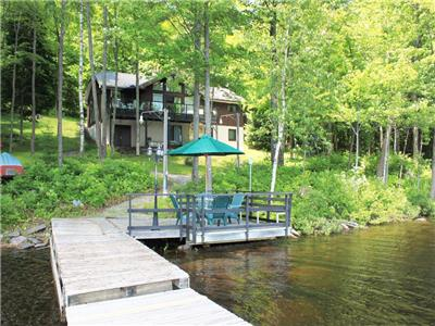 Traditional cottage experience close to Haliburton Village