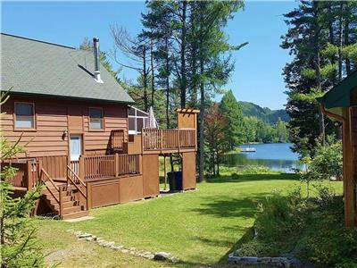 Stupendous Outaouais Quebec Cottage Rentals Vacation Rentals Download Free Architecture Designs Intelgarnamadebymaigaardcom